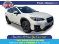 Subaru Crosstrek 2.0i Premium Crystal White Pearl photo #1
