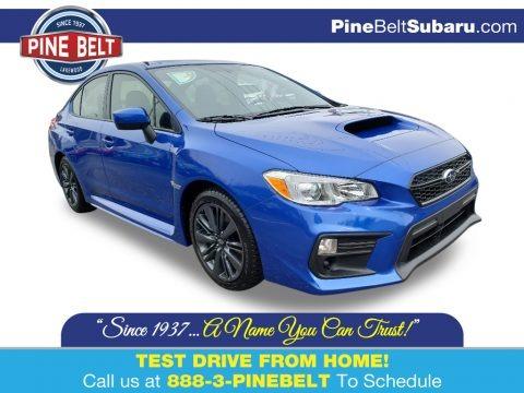 WR Blue Pearl 2020 Subaru WRX