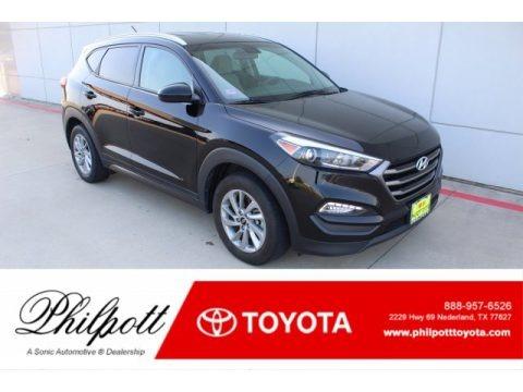 Ash Black 2016 Hyundai Tucson SE