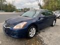 Nissan Altima 2.5 S Navy Blue photo #7