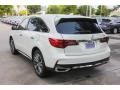 Acura MDX Technology Platinum White Pearl photo #5