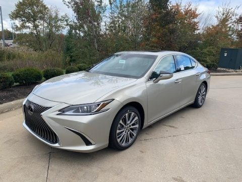 Moonbeam Beige Metallic 2020 Lexus ES 350