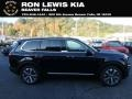 Kia Telluride S AWD Ebony Black photo #1