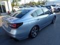 Subaru Legacy 2.5i Limited XT Ice Silver Metallic photo #4