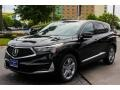 Acura RDX Advance AWD Majestic Black Pearl photo #3