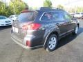 Subaru Outback 2.5i Limited Wagon Graphite Gray Metallic photo #6