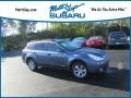 Subaru Outback 2.5i Premium Twilight Blue Metallic photo #1