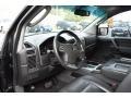 Nissan Titan LE Crew Cab 4x4 Galaxy Black photo #10