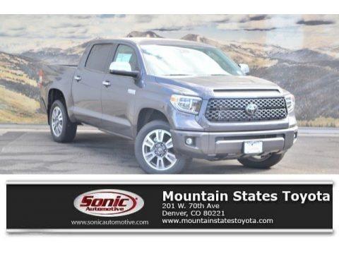 Magnetic Gray Metallic 2020 Toyota Tundra Platinum CrewMax 4x4