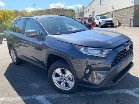 Magnetic Gray Metallic 2020 Toyota RAV4 XLE AWD