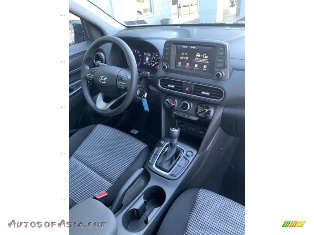 2020 Kona SE AWD - Ultra Black / Black photo #29