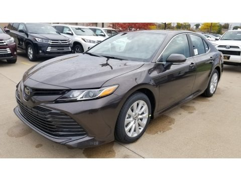 Brownstone 2020 Toyota Camry LE