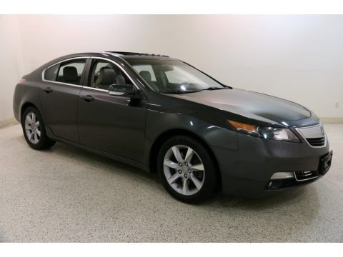 Graphite Luster Metallic 2012 Acura TL 3.5 Technology