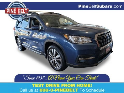 Abyss Blue Pearl 2020 Subaru Ascent Limited
