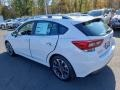 Subaru Impreza Limited 5-Door Crystal White Pearl photo #4