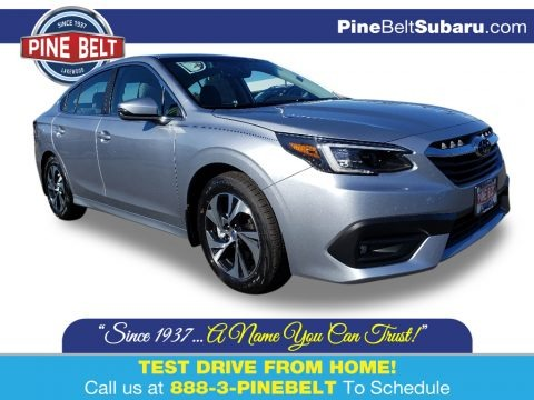 Ice Silver Metallic 2020 Subaru Legacy 2.5i Premium