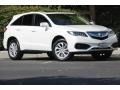Acura RDX Technology White Diamond Pearl photo #2