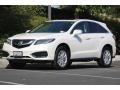 Acura RDX Technology White Diamond Pearl photo #10