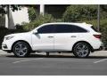 Acura MDX Technology SH-AWD White Diamond Pearl photo #9
