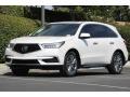 Acura MDX Technology SH-AWD White Diamond Pearl photo #10