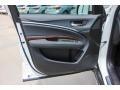 Acura MDX FWD Lunar Silver Metallic photo #15