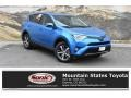 Toyota RAV4 XLE AWD Electric Storm Blue photo #1