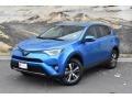 Toyota RAV4 XLE AWD Electric Storm Blue photo #5