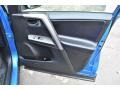 Toyota RAV4 XLE AWD Electric Storm Blue photo #26