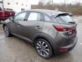 Mazda CX-3 Touring AWD Machine Gray Metallic photo #6