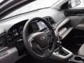Hyundai Elantra SE Gray photo #11