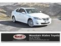 Lexus IS 250 AWD Starfire White Pearl photo #1