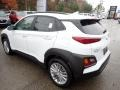 Hyundai Kona SEL AWD Chalk White photo #6