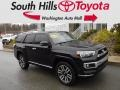 Toyota 4Runner Limited 4x4 Midnight Black Metallic photo #1