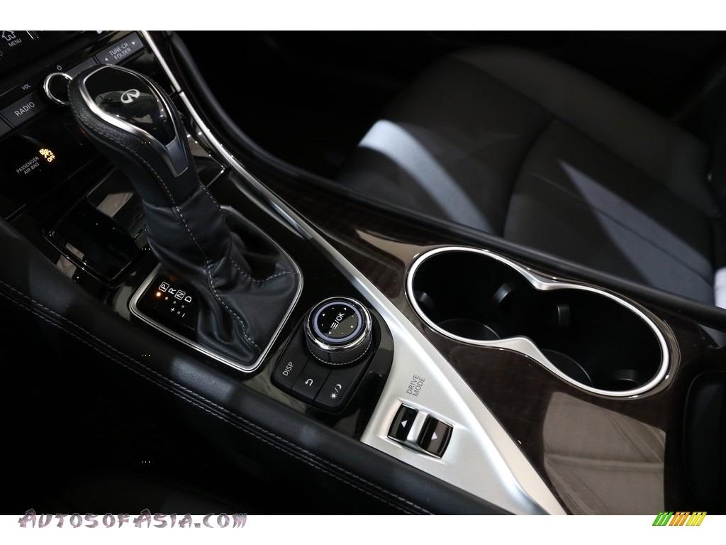 2019 Q50 3.0t AWD - Midnight Black / Graphite photo #24