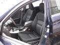 Honda Accord Sport Sedan Obsidian Blue Pearl photo #12