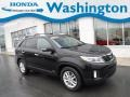 Kia Sorento LX AWD Ebony Black photo #1