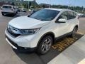 Honda CR-V EX-L Platinum White Pearl photo #4