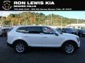 Kia Telluride LX AWD Snow White Pearl photo #1