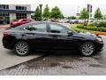 Acura TLX Sedan Majestic Black Pearl photo #8