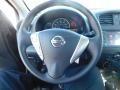 Nissan Versa S Super Black photo #14