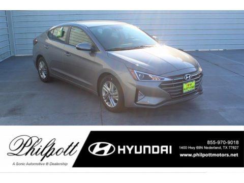 Fluid Metal 2020 Hyundai Elantra SEL