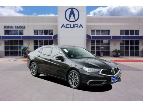 Majestic Black Pearl 2020 Acura TLX V6 Sedan