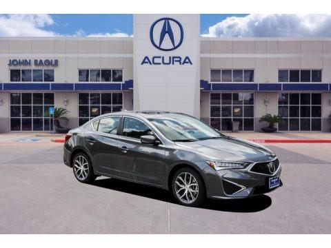 Modern Steel Metallic 2020 Acura ILX Premium