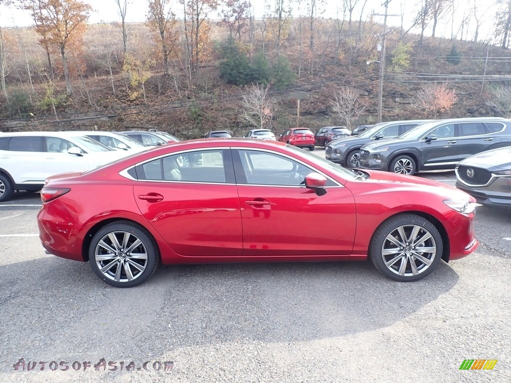 2020 Mazda6 Grand Touring Reserve - Soul Red Crystal Metallic / Black photo #1