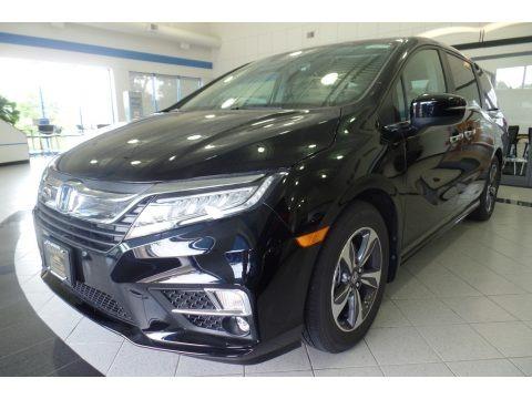 Crystal Black Pearl 2020 Honda Odyssey Touring
