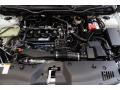 Honda Civic EX Sedan Platinum White Pearl photo #10