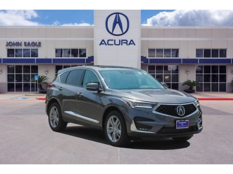Modern Steel Metallic 2020 Acura RDX Advance AWD