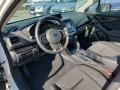 Subaru Impreza Premium Sedan Crystal White Pearl photo #7