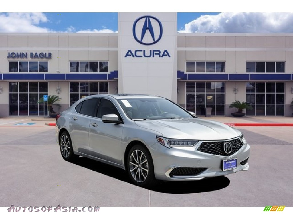 2020 TLX V6 Sedan - Lunar Silver Metallic / Ebony photo #1