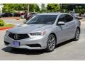 Acura TLX V6 Sedan Lunar Silver Metallic photo #3